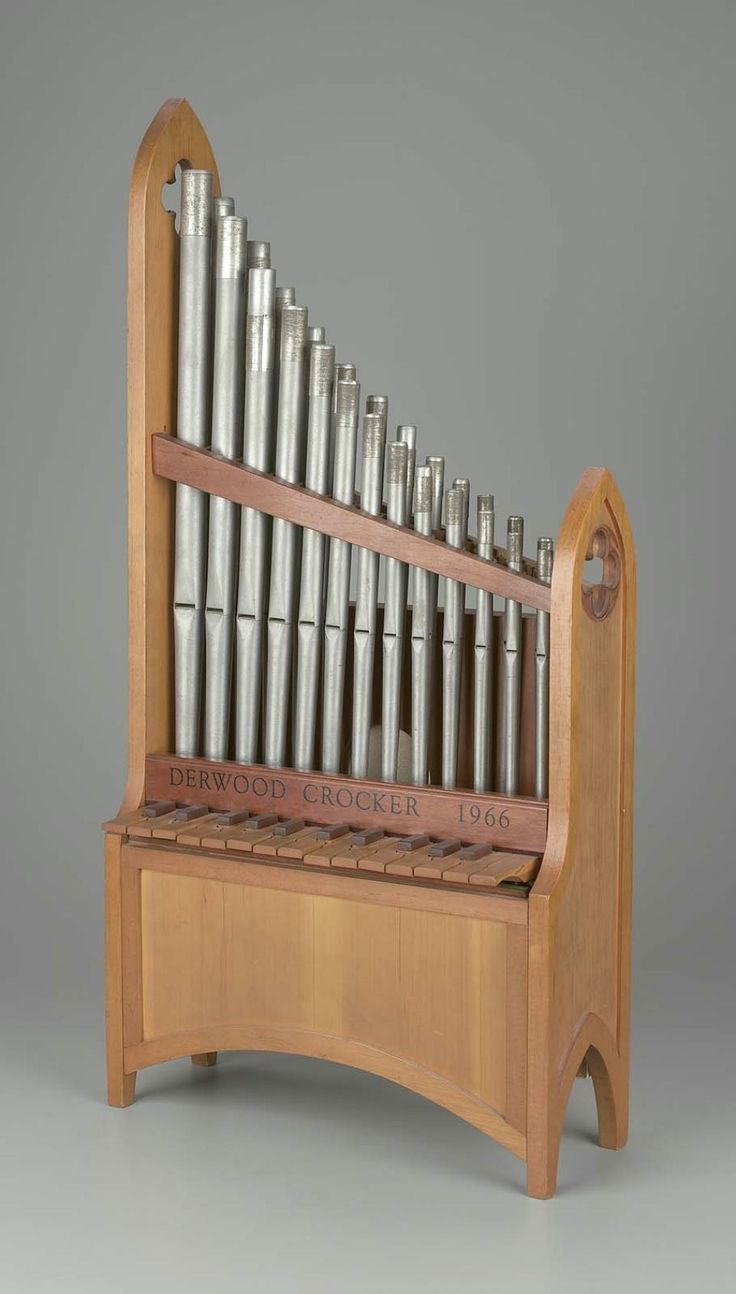 the early history of the pipe organ A pipe organ is a musical instrument that produces sound by air vibrations  created  in the very early days of organ building, all the ranks of pipes were  played  because the historical precedence was to have all the ranks on, the  slider was.