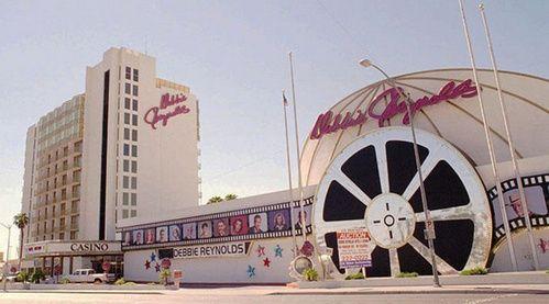 4. Un hôtel a porté son nom à Las Vegas