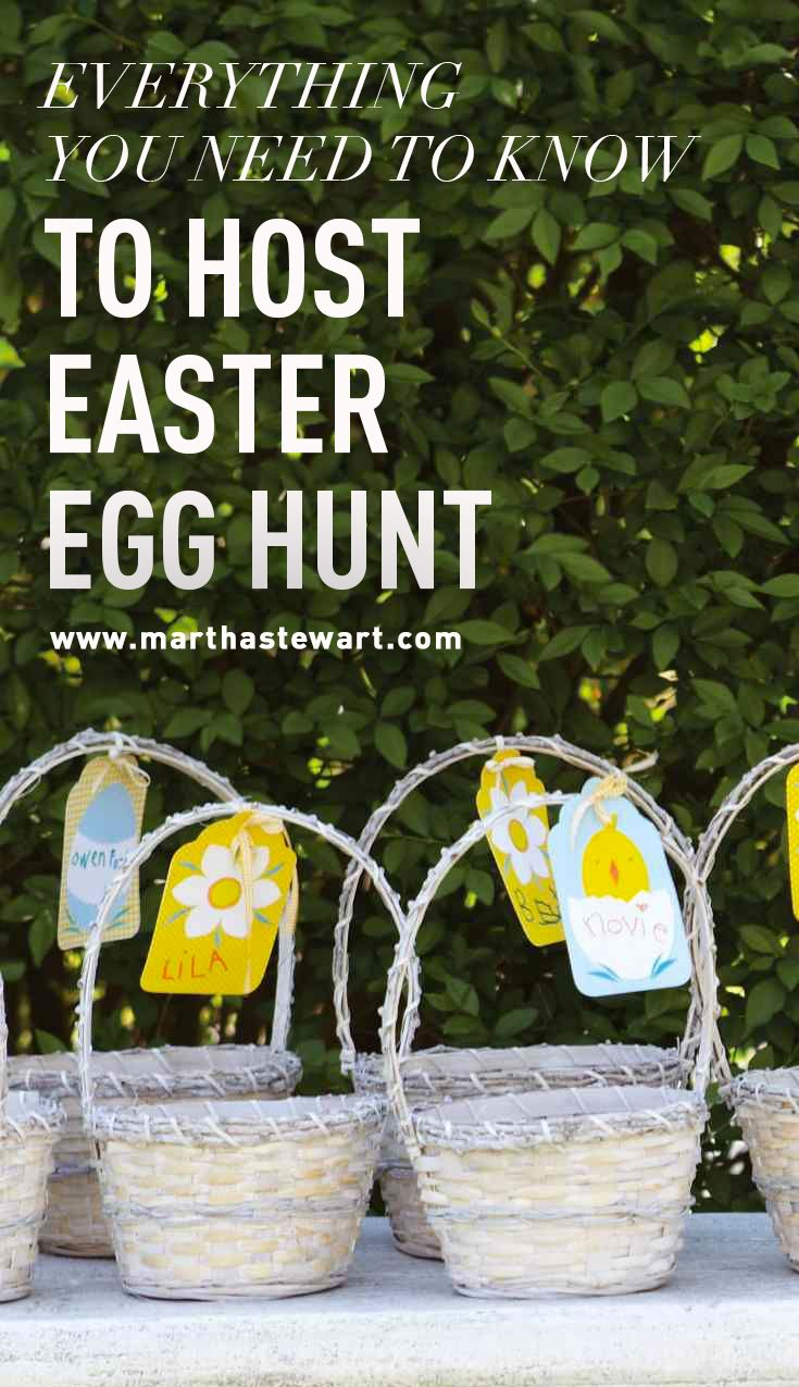 48 best easter basket ideas images on pinterest easter easter everything you need to host an easter egg hunt negle Image collections