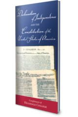 FREE Copy of The Constitution and Declaration of Independence on http://www.icravefreebies.com/
