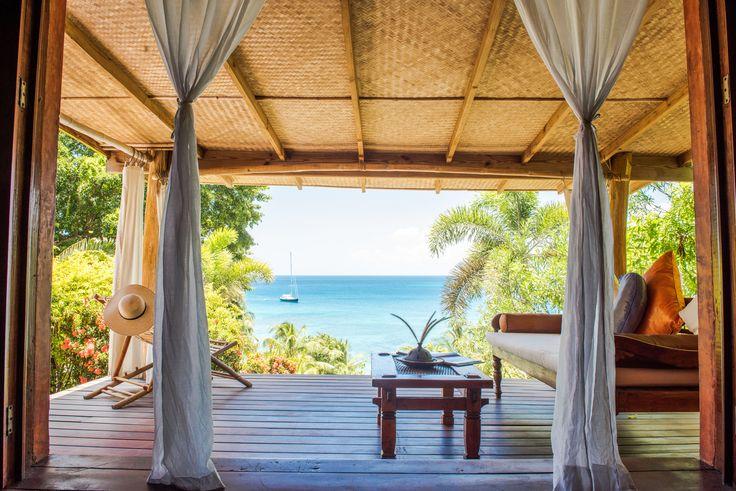Secluded honeymoon bliss. Laluna Grenada. Luxury Weddings Worldwide.