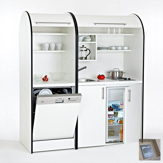 Die besten 25+ Kaffeestationen Ideen auf Pinterest Kaffeebar - miniküche mit kühlschrank