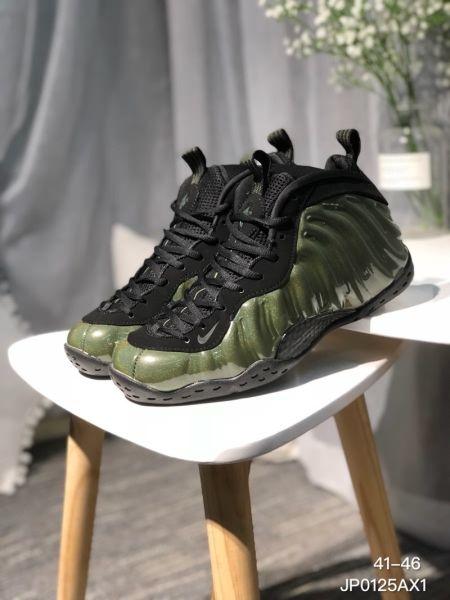 56fb9c33b83 Cheap Nike Air Foamposite One 2018 Men shoes Legion Green  WhatsApp 8613328373859