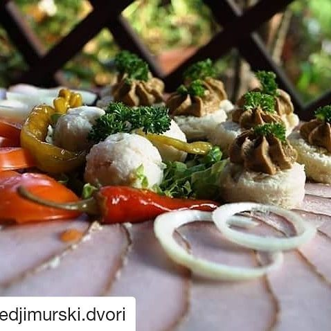 #Repost @medjimurski.dvori (@get_repost)  Mi smo odlučili što ćemo za predjelo a Vi?   #medjimurje #medjimurskidvori #traditional #restaurant #etno #heritage #CroatiaFullOfLife #croatia #cuisine