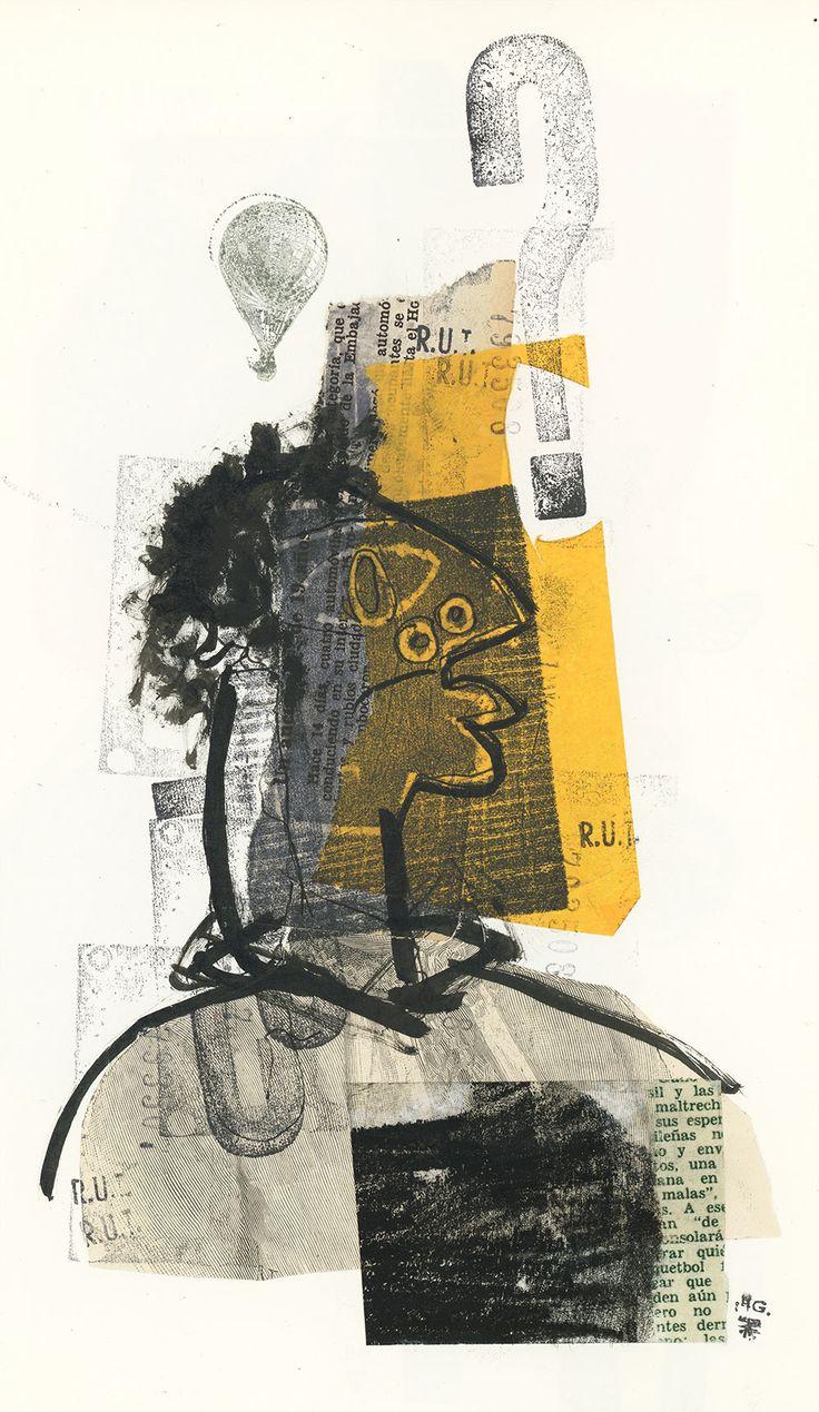 """Rodrigo Gárate Chateau, SERIE """"TEMOR AL VIENTO"""" (2016). Sin preguntas por temor al viento."""