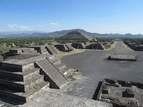 Teotihuacan, Mexico City, DF