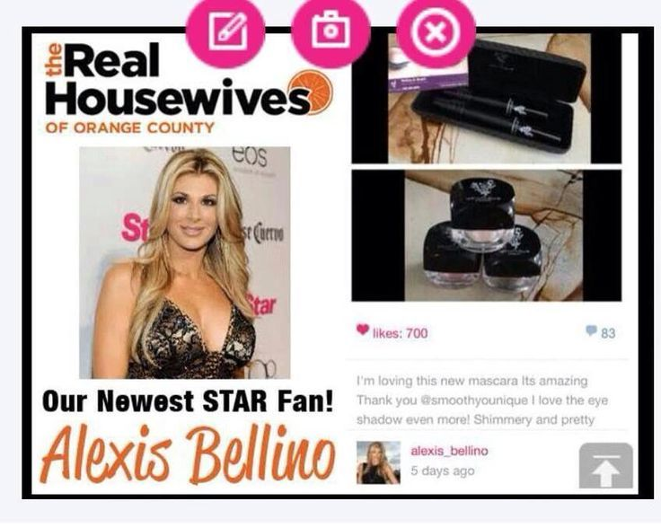 even the real house wife loves younique  Alexis Bellino https://www.youniqueproducts.com/sarahsouthworth