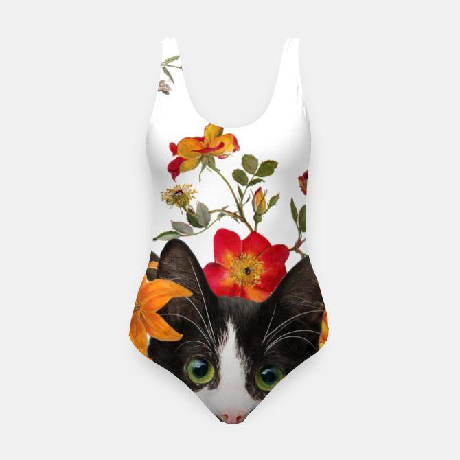 CAT HORNS Swimsuit