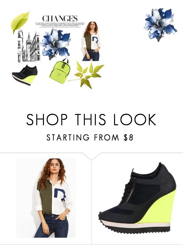 """changes"" by dobickinakatja ❤ liked on Polyvore featuring Ruthie Davis and Giuseppe Zanotti"