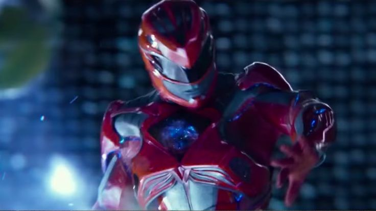 Original POWER RANGERS Intro Awesomely Remade with Footage From New Movie — GeekTyrant