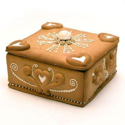 ** Perníková krabička **