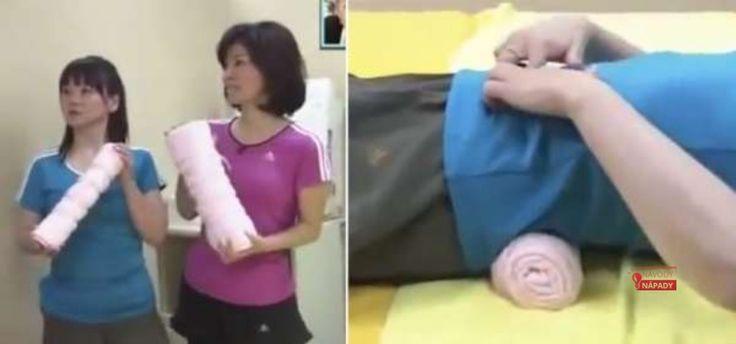 Neskutečné se stalo realitou? Paní Fukutsuidziová je japonská doktorka, která se specializuje na problémy páteře a pánevní kosti. Její výzkum trval 10 let aby se pokusila vyvinout správné držení těla a posílení zad i břišních svalů. Její metoda funguje a doslova překonala očekávání všech! V čem j