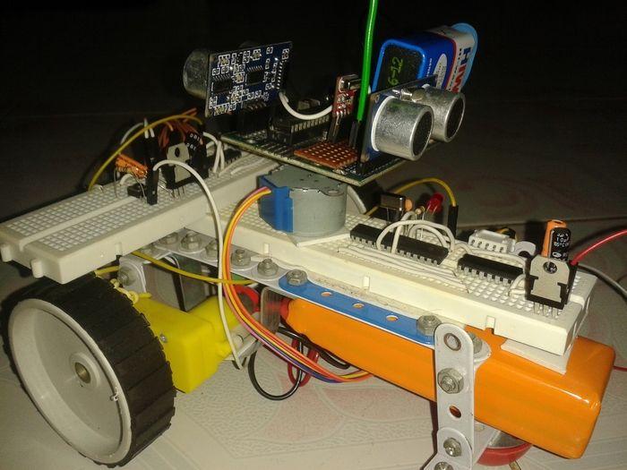 DIY JAAR - Just Another Autonomous Robot