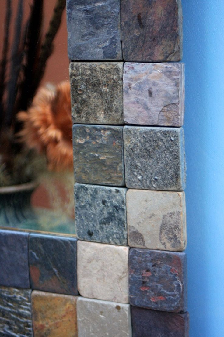 Adhesive Bathroom Mirror 17 Best Ideas About Tile Mirror Frames On Pinterest Tile Mirror