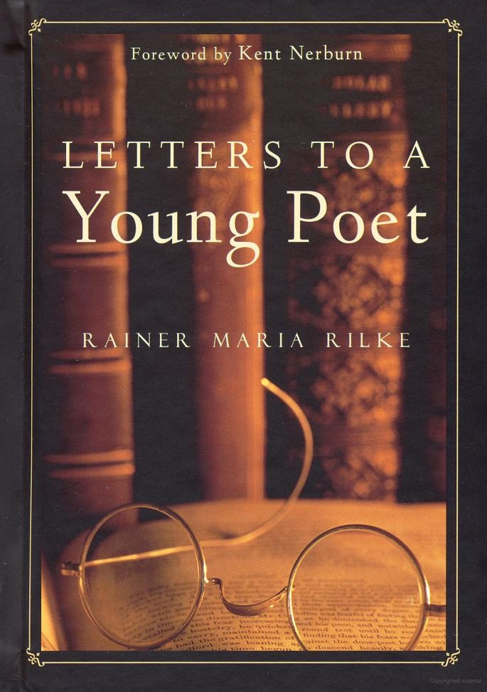 Letters to a Young Poet/Rev - Rainer Maria Rilke, Franz Xaver Kappus ...