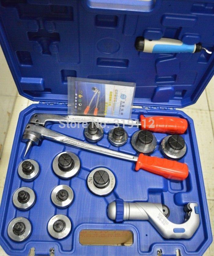 НОВЫЕ Трубки Расширение набор Инструментов, 3/8 до 1-5/8 трубки медные Трубы Expander Tool kit CT-100ALN