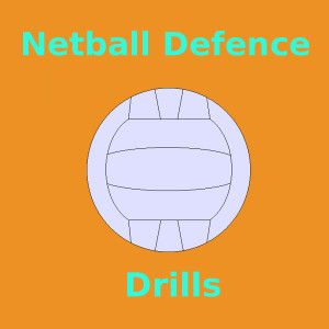 3 Great Netball Defence Drills. http://www.thebestnetballdrills.com/netball-defence-drills/ #netball #netballdrills