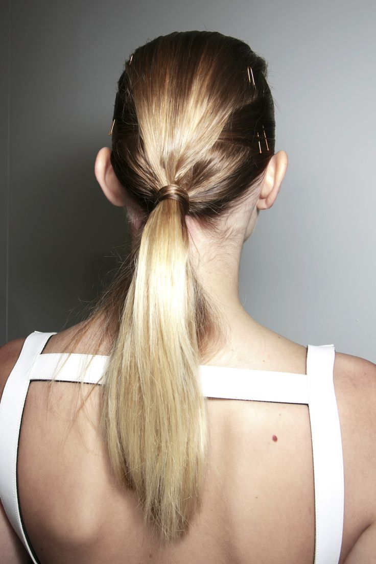 Bored with your hair? Here are a few easy ponytail hairstyles you can definitely pull off.