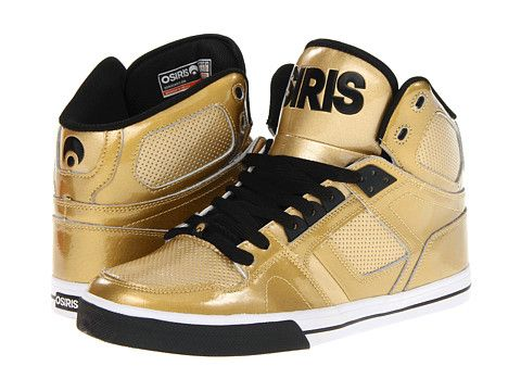 Gold Osiris Shoes For Dancing Competitions New High Top Osiris Shoes On Sneakers Designs