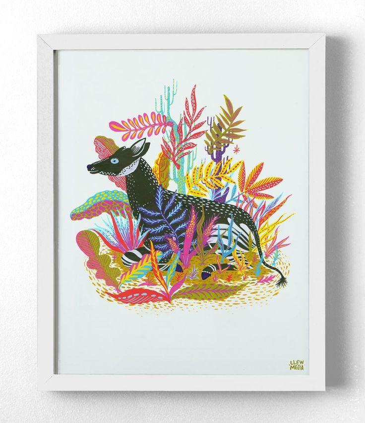 Image of Okapi by Llew Mejia
