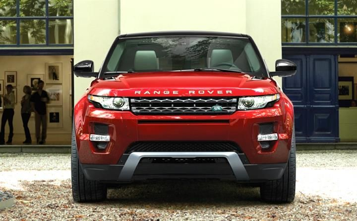 The Range Rover Evoque hits the mark.