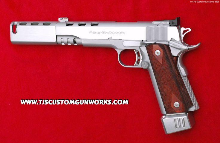 Custom Para Ordnance P14-45 With 3