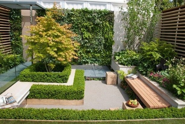 Leuke kleine tuin buiten tuin pinterest photos and tuin - Kleine tuin zen buiten ...