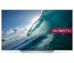 """LG OLED55C7V 55"""" Smart 4K Ultra HD HDR OLED TV"""