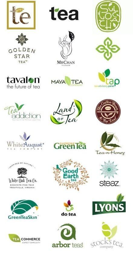 Tea, high tea, tea drinks brand logo | Fonts & logos ...