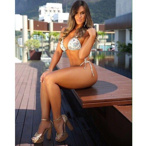 Nicole bahls brazilian feet 6