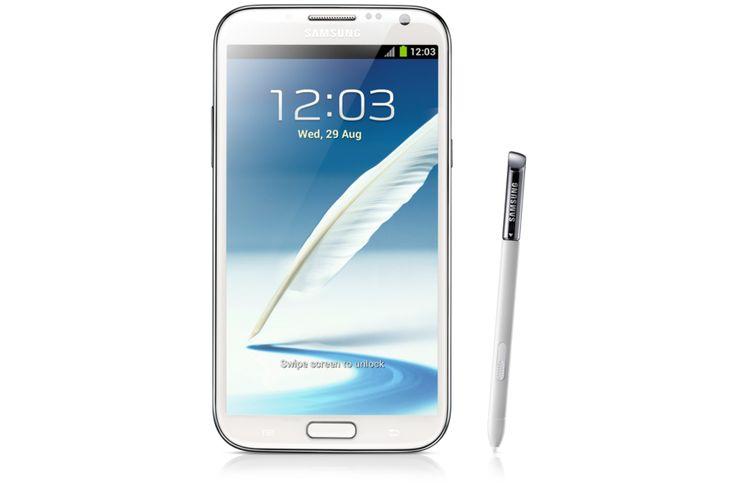 Galaxy Note II 4G (in 2013)