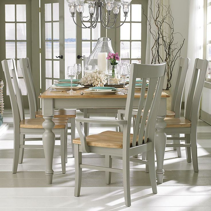Beautiful Custom Dining Rectangular Table From Bassett Furniture. Simple  Design And Expandable To Fit However