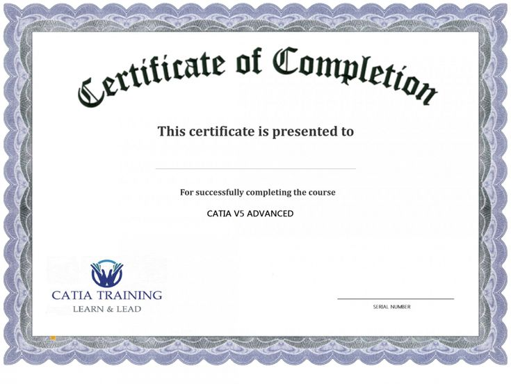 Free Training Certificate Template Free Ideas Forklift