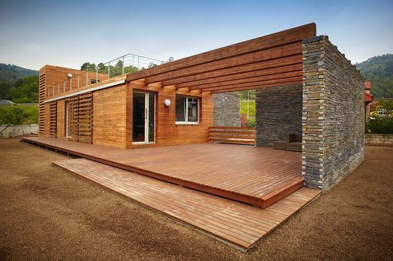 Las 10 claves para construir una 'casas pasiva': así son las viviendas de consumo casi nulo | Construye Argentina