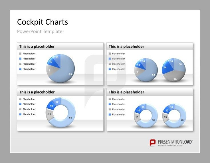 cockpit charts powerpoint templates this example combines