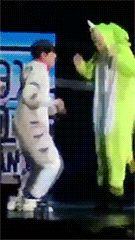 Dino!Jimin with Kitten!Jungkook ♡