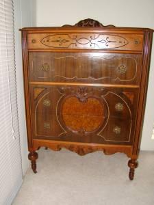Antique Bedroom set - $1000 (Spring Lake)