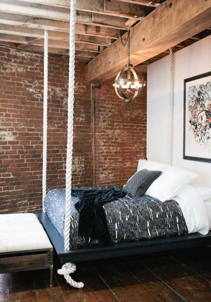 Bett Selber Bauen Für Ein Individuelles Schlafzimmer Design_diy Schaukelbett