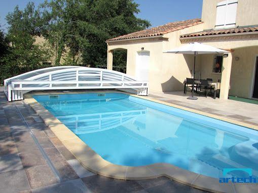 Les 58 meilleures images du tableau abri de piscine bas for Fabricant piscine coque polyester espagne