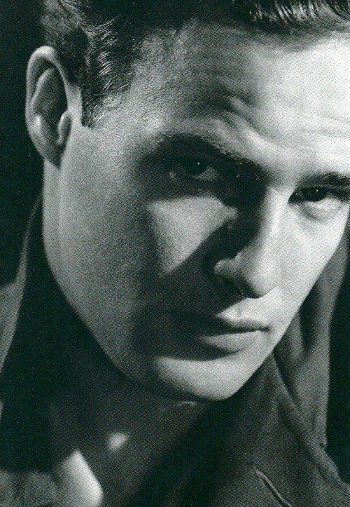 Marlon Brando...one of the most handsome men that ever lived!