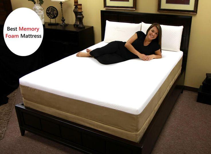 https://happysleepyhead.com/best-memory-foam-mattress/ TOP 6 Best Memory Foam Mattresses #memoryfoam #memoryfoammattress