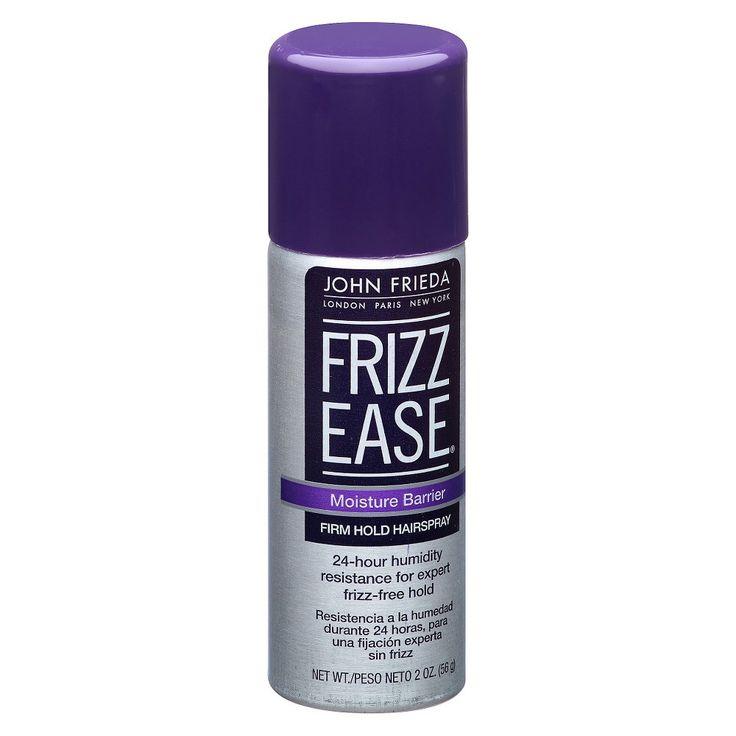 John Frieda Moisture Barrier Hair Spray - 2 oz