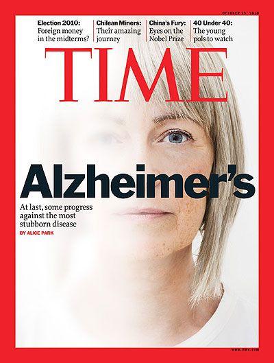 TIME cover: Alzheimer's research #alzheimers #tgen #mindcrowd www.mindcrowd.org