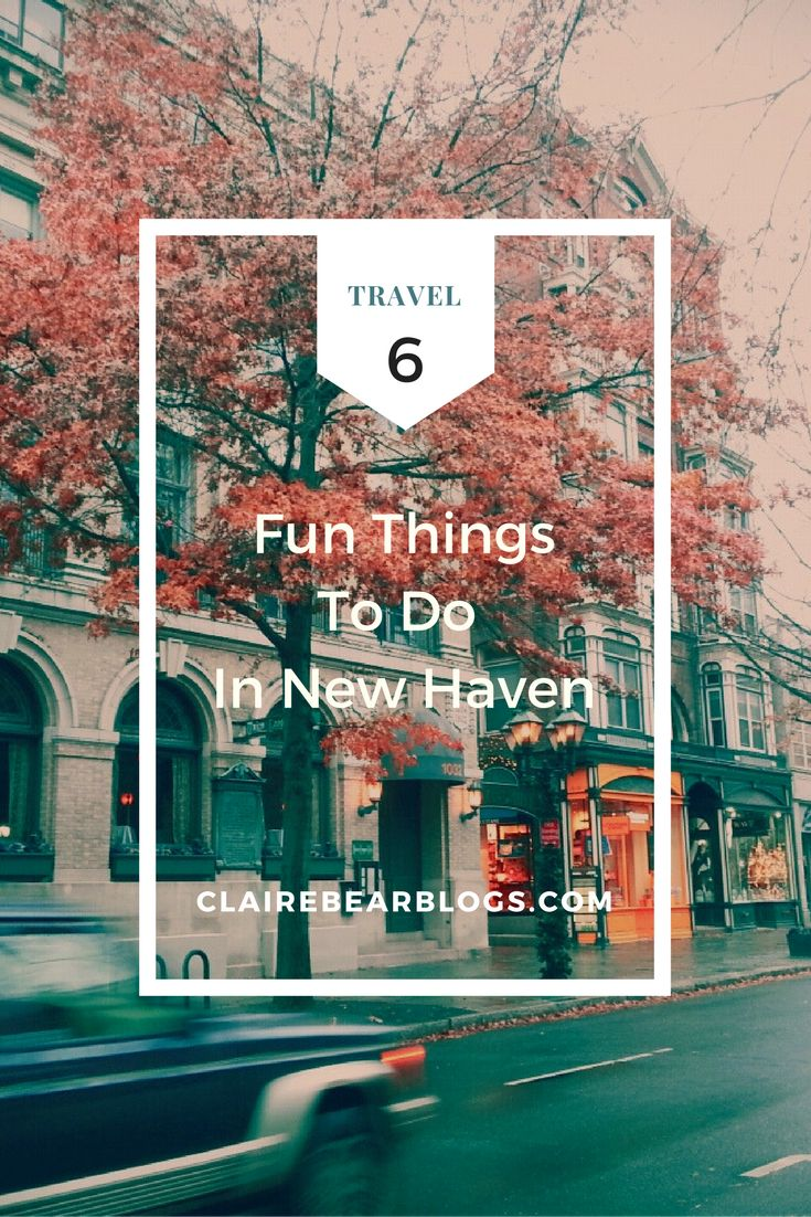 Ever been to New Haven? Haven't heard of the place or not sure where? New Haven is in Connecticut. Yale University is in New Haven. There's actually a lot of things to see and experience here. Check out top 6 things to do in New Haven.
