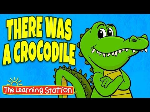 There was a Crocodile Song - Action Songs for Kids - Brain Breaks - Camp Songs - Kids Animal Songs - YouTube