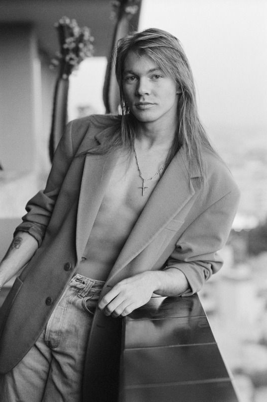 W. Axl Rose                                                                                                                                                                                 More