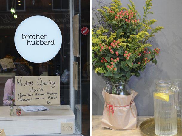 brother hubbard cafe /Dublin