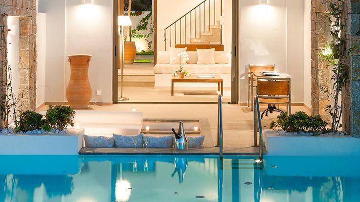 Creta Villa | Amirandes 5 Star Luxury Resort #amirandes #luxuryhotels #luxuryresorts #5starhotels #luxuryhotelcrete #luxuryresortcrete #hotels #hotelscrete #cretehotels #crete #creteisland