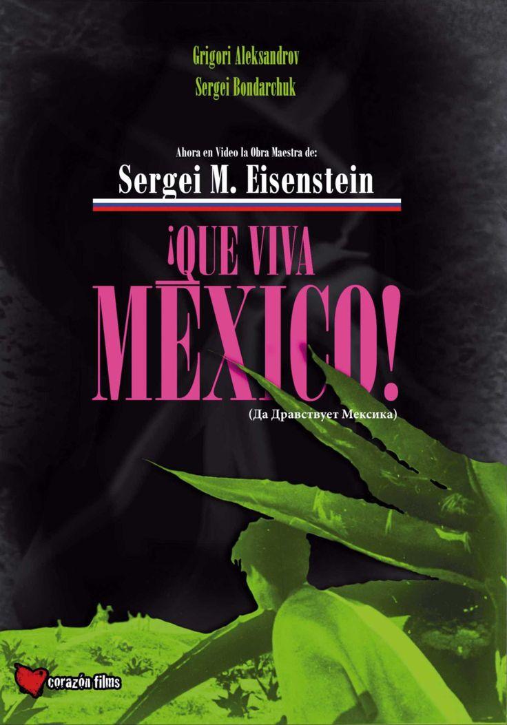 Sergei Eisenstein's ¡Que viva México! Да здравствует Мексика! (1979)