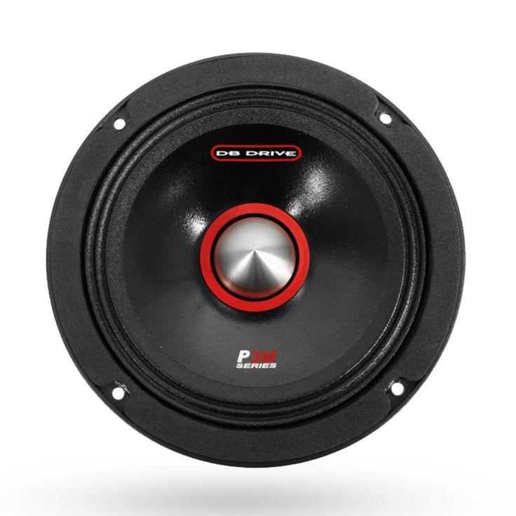 Medios Rangos DB Drive P3M 6C 6.5 pulgadas 225 watts pico